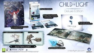 Child of Light Deluxe Edition Több platform