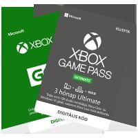 Xbox Live Feltöltőkártya