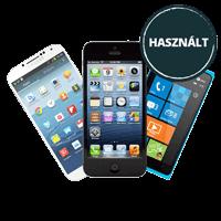 Használt mobiltelefonok